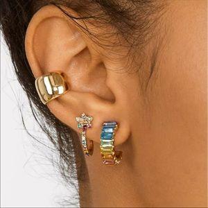 🆕 • Hannah • Bauble Bar Style Crystal Earrings